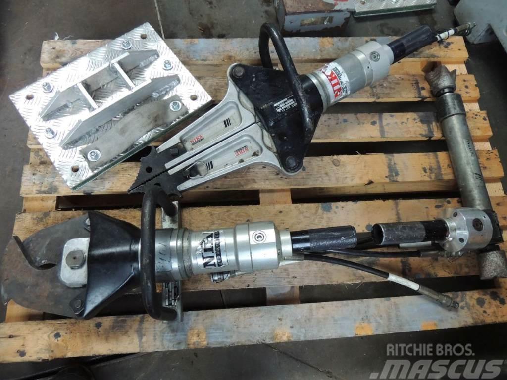 [Other] Nike narzędzia hydrauliczne