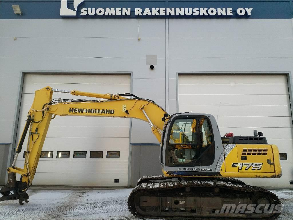 New Holland E 175