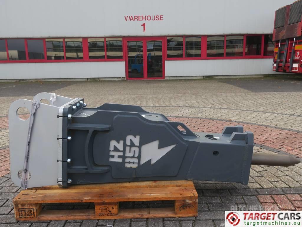 [Other] Heinz HZ852 Hydraulic Excavator Breaker Hammer 10~