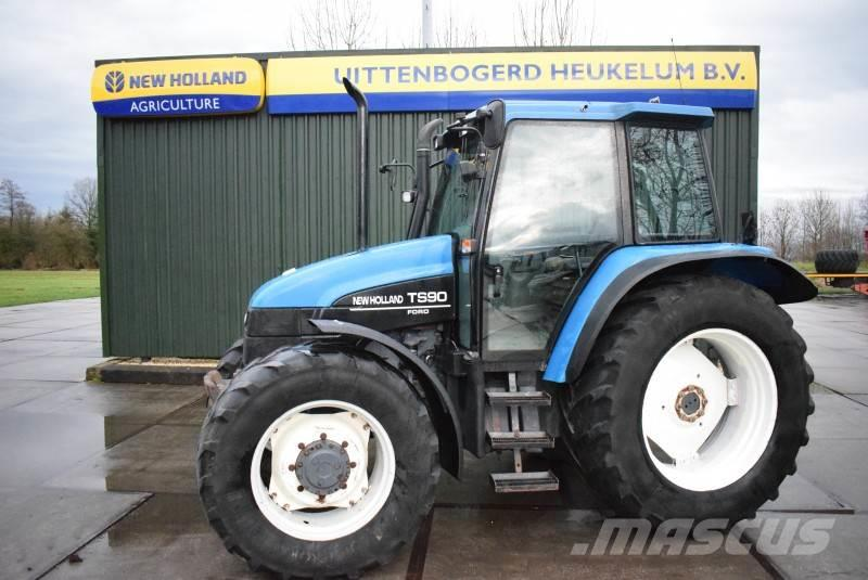 New Holland TS90 SLE