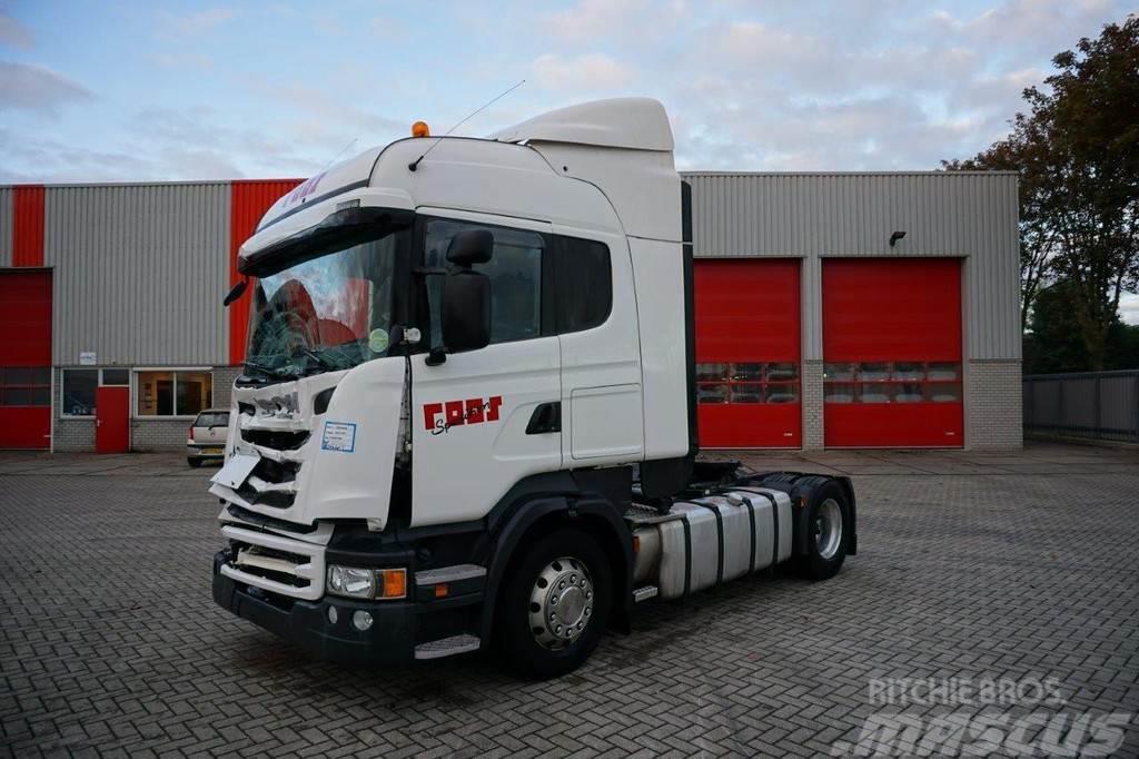 Scania R450 / ADR / AUTOMATIC / RETARDER / EURO-6 / 2017
