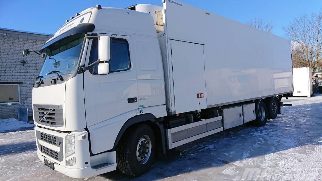 Volvo fh460 6x2 BUSSBYGG+Carrier Supra 950mt