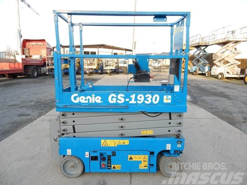 Genie GS1930 elektro 7.79m