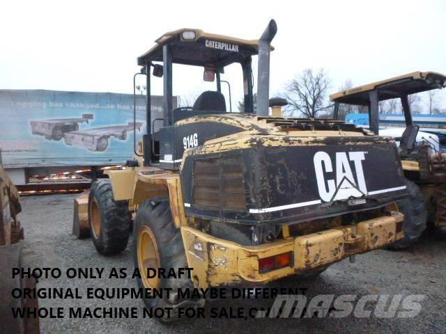 Caterpillar WHEEL LOADER 914G ONLY FOR PARTS