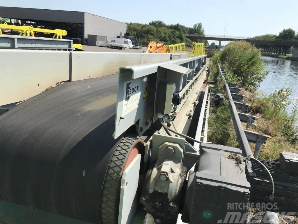 [Other] Redox CO0220/1 Conveyor Belt 650mm x 8500mm