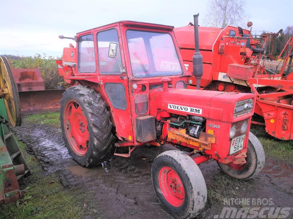BM 430 Demonteras