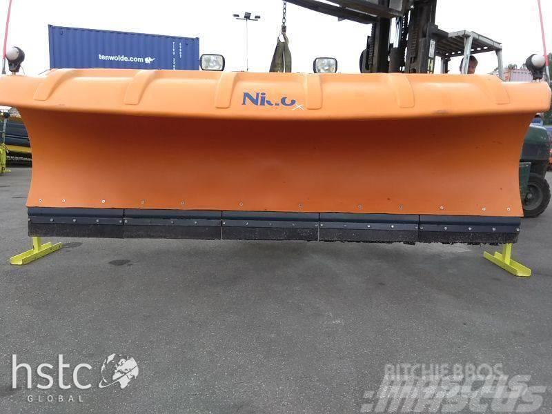 Schmidt Nido Sneeuwploeg schuif SNK 330-R24V EPZ-R