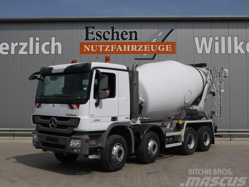 Mercedes-Benz 3241 B, Obj.-Nr.: 0242/18