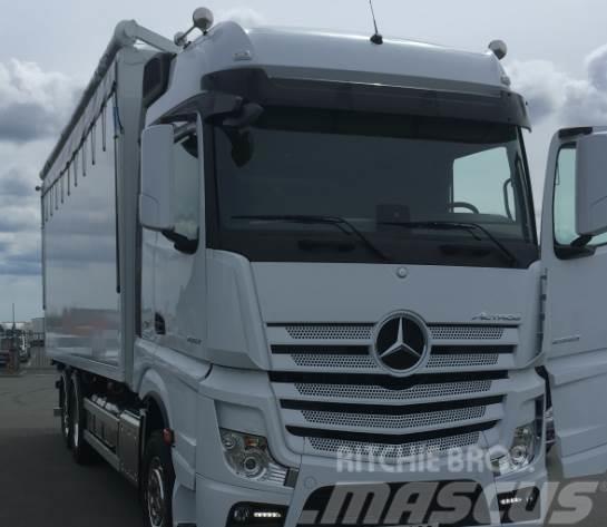 Mercedes-Benz Actros 2553 L