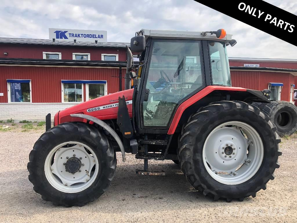 Massey Ferguson 6255 Dismantled: only spare parts