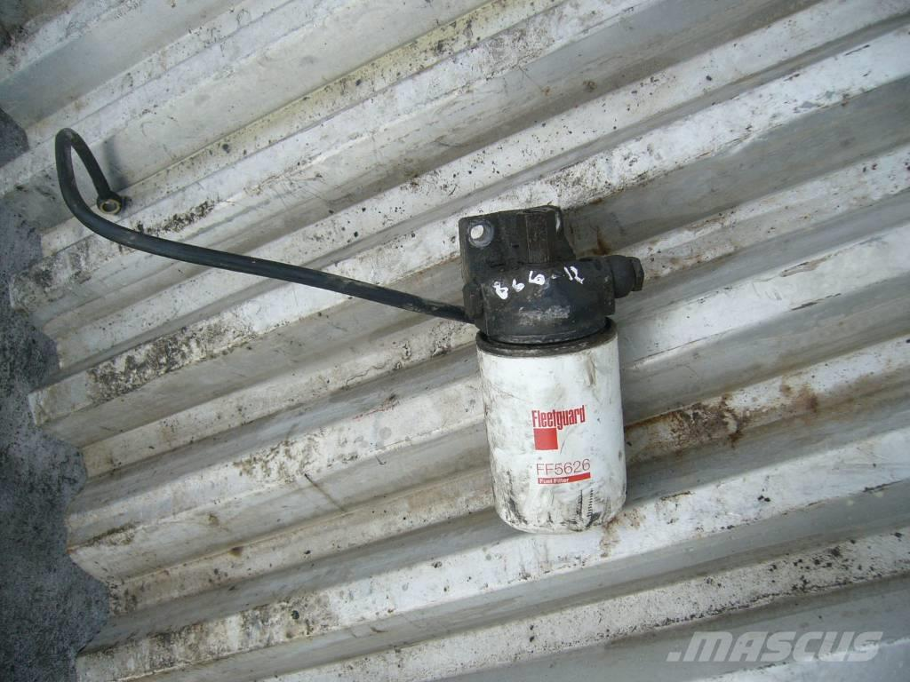 Scania 144 fuel filter corpus