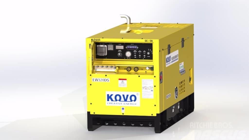 Kovo Сварочный генератор EW320DS