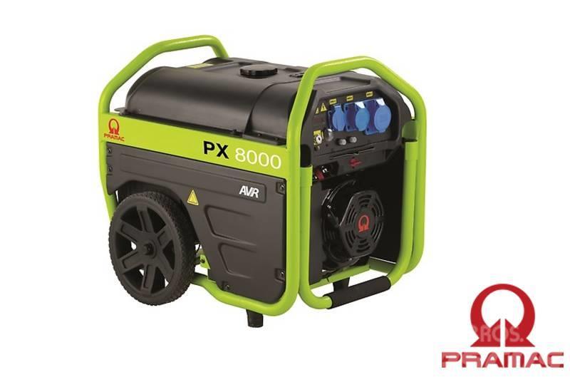 Pramac PX8000 230V 6kVA