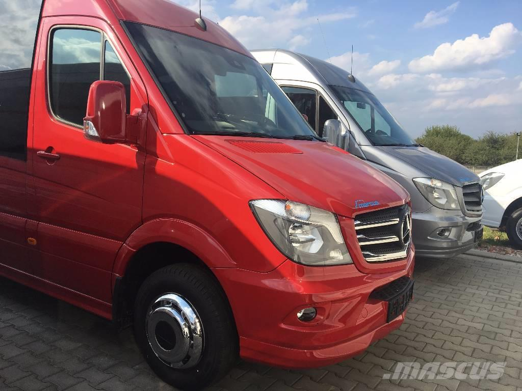 mercedes benz sprinter 519 cdi reisebusse gebraucht kaufen. Black Bedroom Furniture Sets. Home Design Ideas