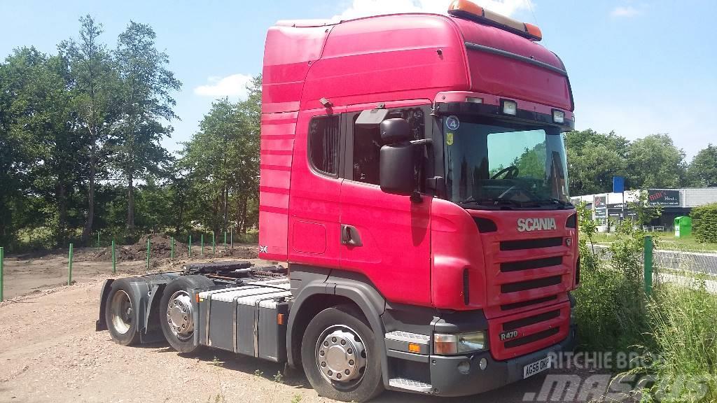 Scania Mega R470