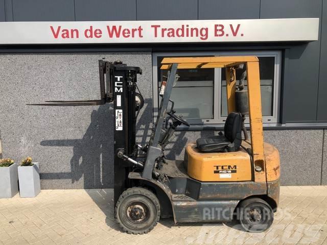 [Other] HEFTRUCK TCM FHD15Z8 1.5 ton duplo300 freelift sid