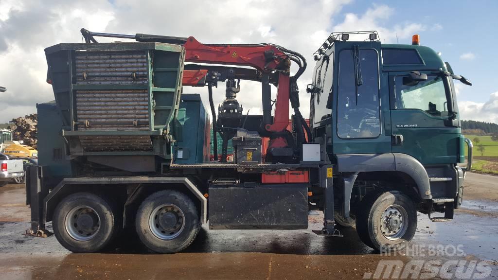 Jenz HEM 582 R-Truck