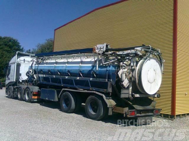 LAG TANK 22000 Liter Vacuum ADR