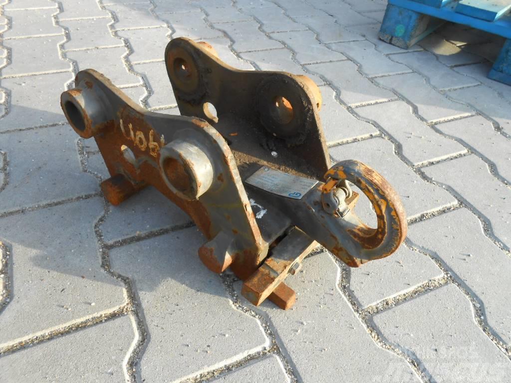 GP Equipment Gebruikte hydraulische snelwissel CW05 N