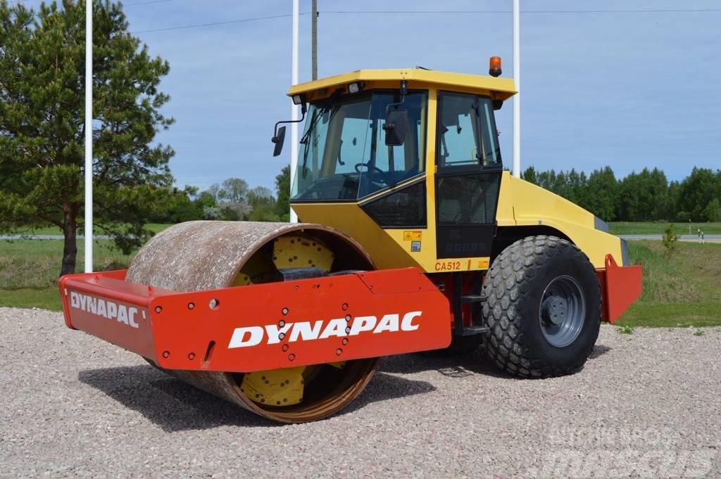 Dynapac CA512D CA302D CA252D CA280D