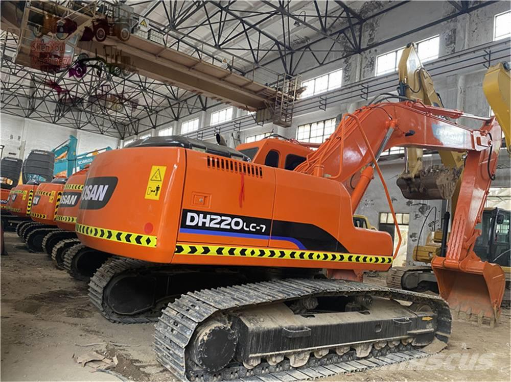 Doosan DH 220 LC-7