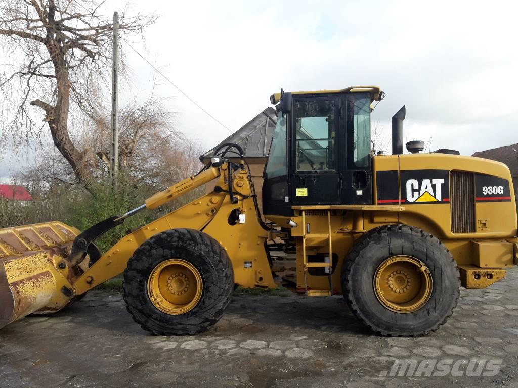 Caterpillar 930 G HIGH LIFT
