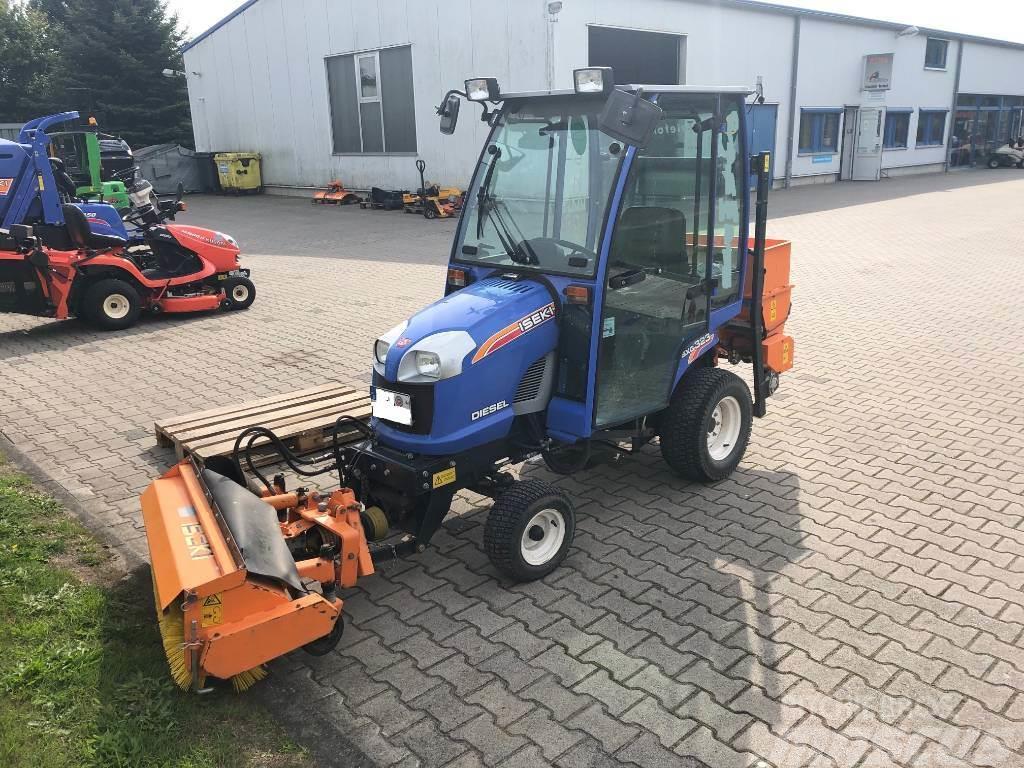 Iseki SXG 323 HL * Mähwerk + SCB 600 + Winterdienst Auss