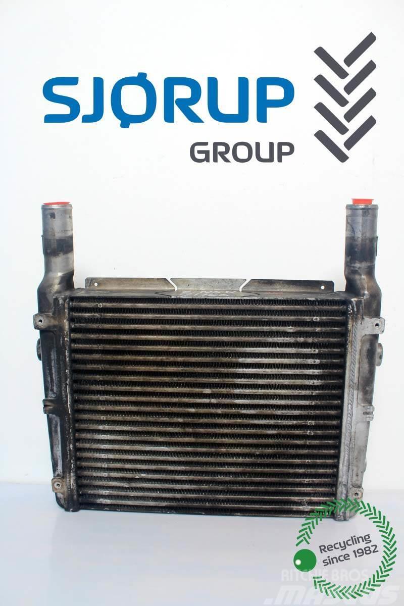 John Deere 6125 R Intercooler