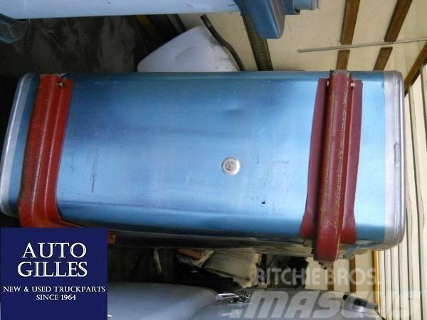 SMA Serbatoi Dieseltank 600 Ltr. Aluminium Tank