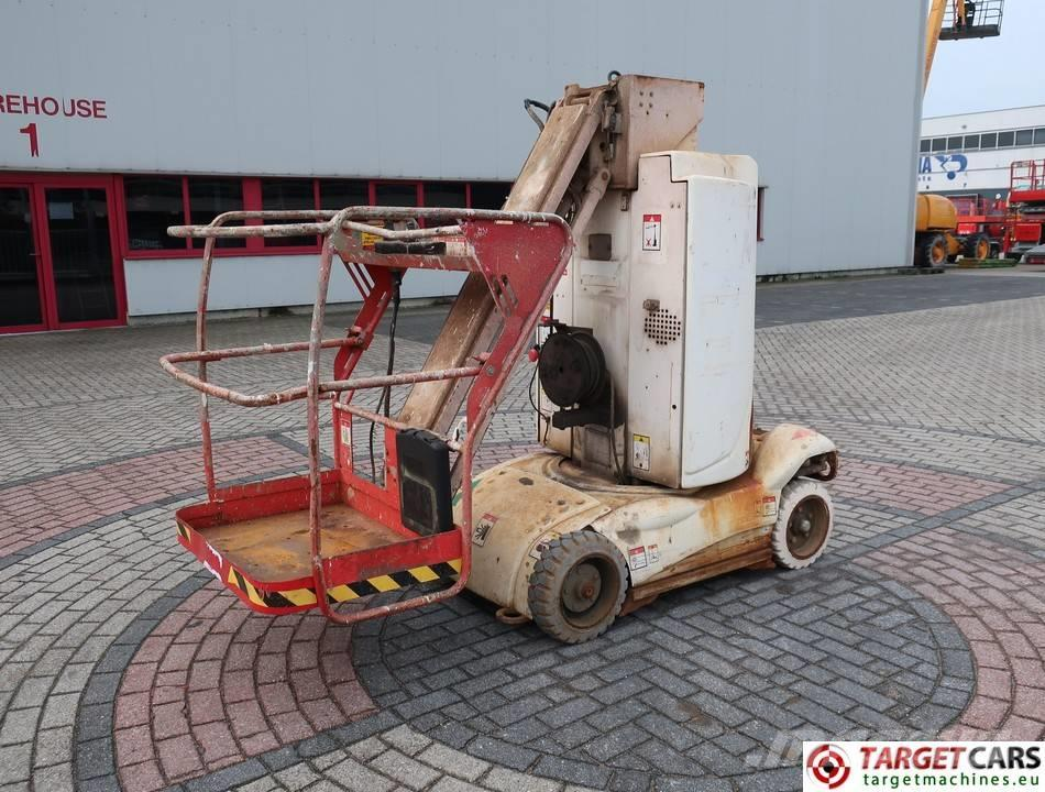 Haulotte Star 10 HM10P Electric Vertical Mast Work Lift 10M