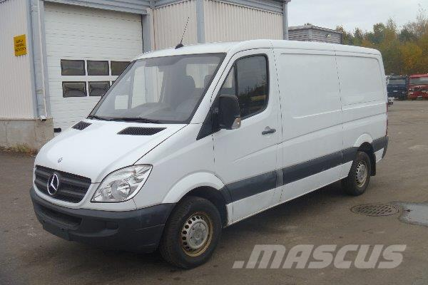 Mercedes-Benz SPRINTER 309 CDI 3750