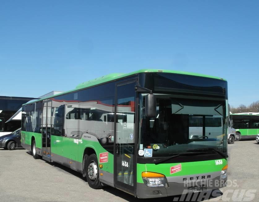 Setra 416 NF/ KLIMA/ EURO 5/ Retarder/ Citaro/ 415 UL/