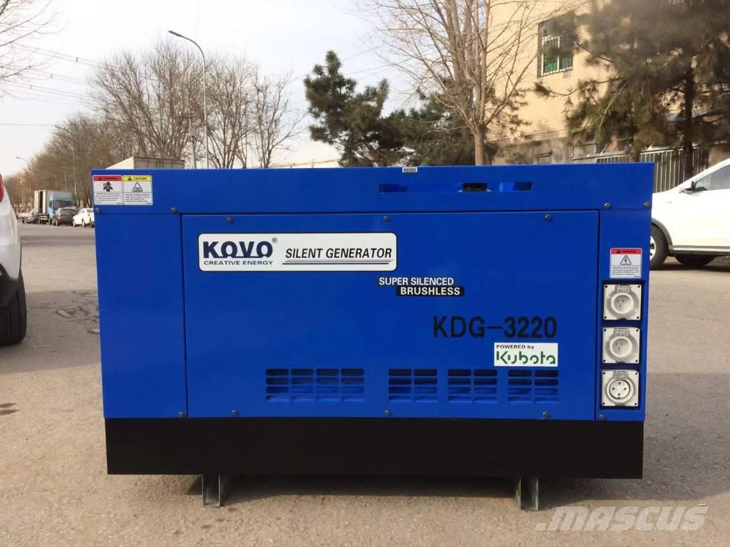 [Other] bauma CHINA 2020 DIESEL GENERATOR KDG3220