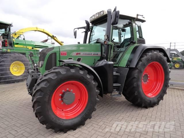 Fendt 818 Vario TMS (no 820)