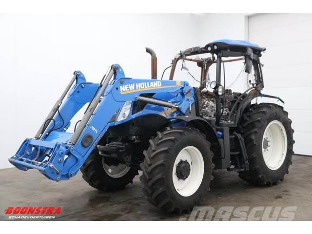 New Holland T6.125 4WD 760TL FZ45.1 Voorlader
