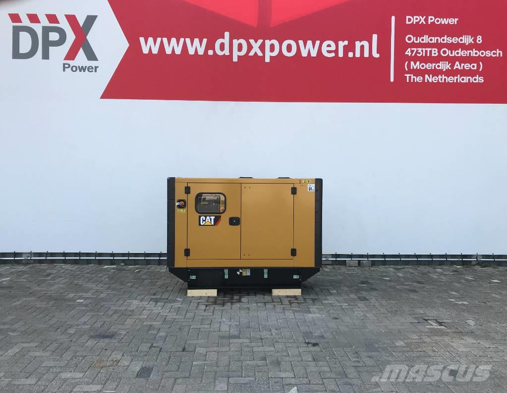 Caterpillar DE33E0 - 33 kVA Generator - DPX-18004