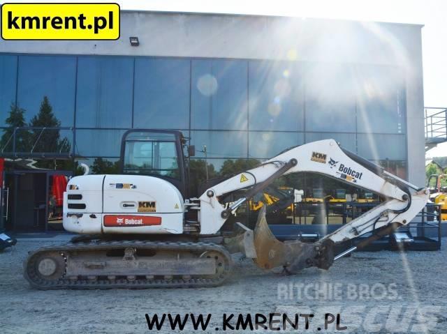 Bobcat 444 B JCB JS 130 145 LIEBHERR R 900 R 904 CAT 311C