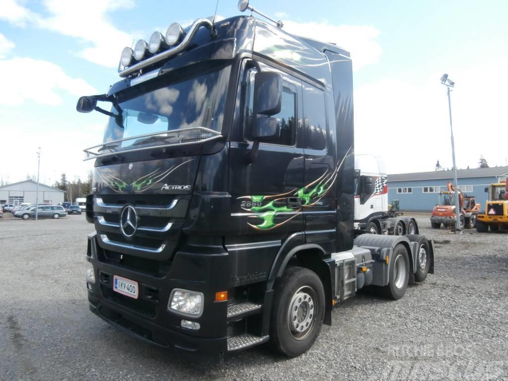 Mercedes-Benz Actros 2560 LS 6x2