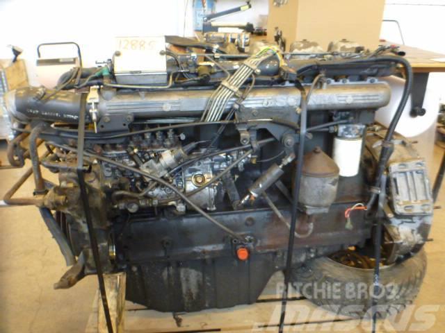 Used Scania Dsc9 13 L01 Komplett Motor Engines Year  1997