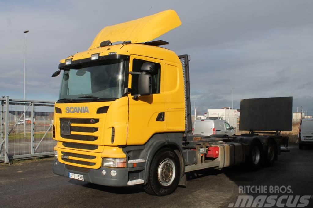 Scania R440LB6X2*4MNB