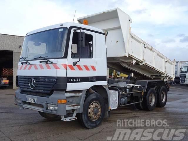 Mercedes-Benz ACTROS 3331 6X4 KIPPER