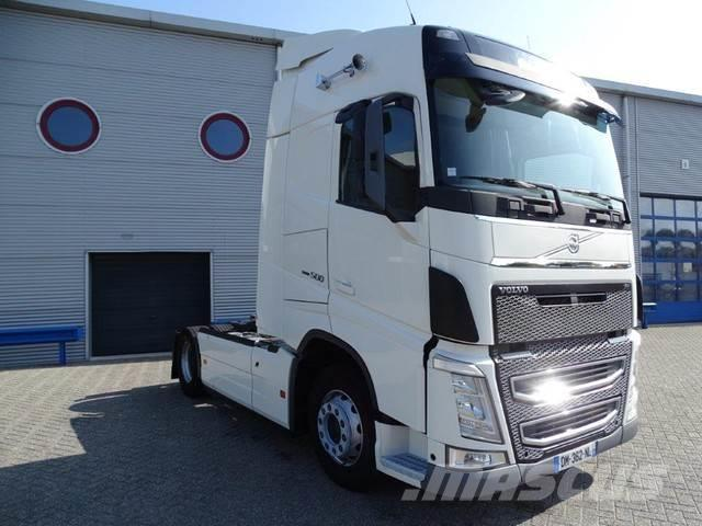 Volvo FH4-500 / GLOBETROTTER / AUTOMATIC / EURO-6 / 2014