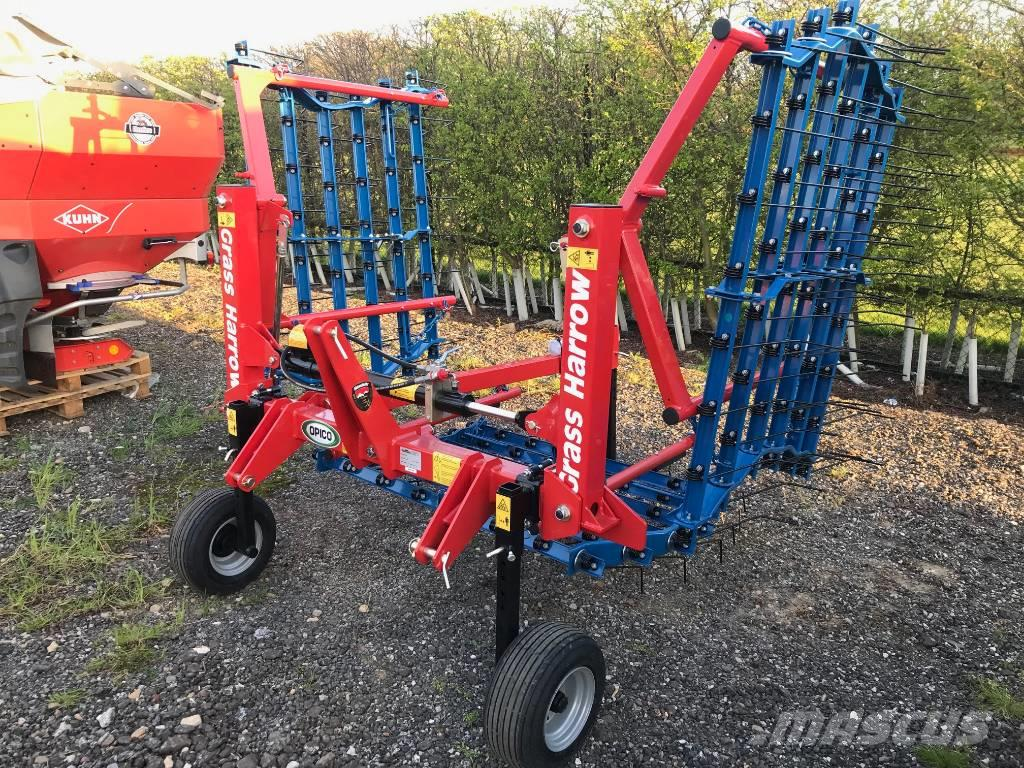 [Other] opico 4.5m Grass Harrow
