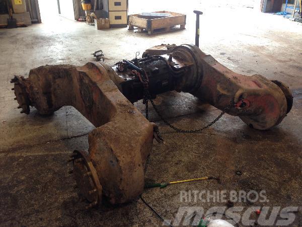 Valmet 860.1 Complete VL57 bogie axle or parts