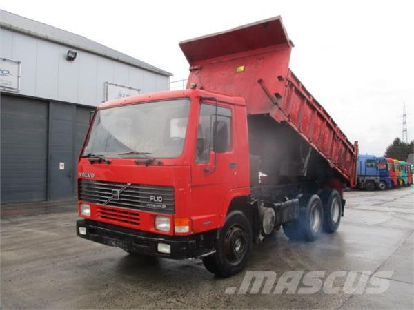 Volvo FL10 - 360 (FULL STEEL SUSPENSION)