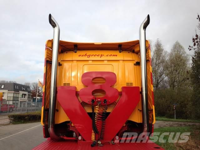 Scania V8 hydrauliektank vat