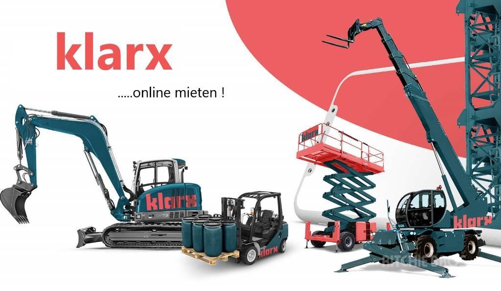 CASE CX 18 C - Miete KLARX -