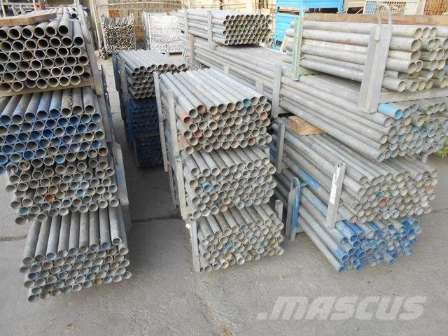 [Other] T/F Scaffolding Tubes and Fittings (Used)