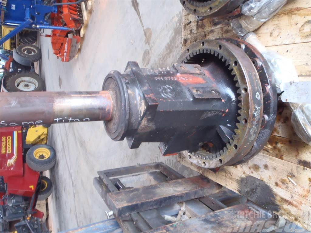 [Other] Rear axle Same Titan 190