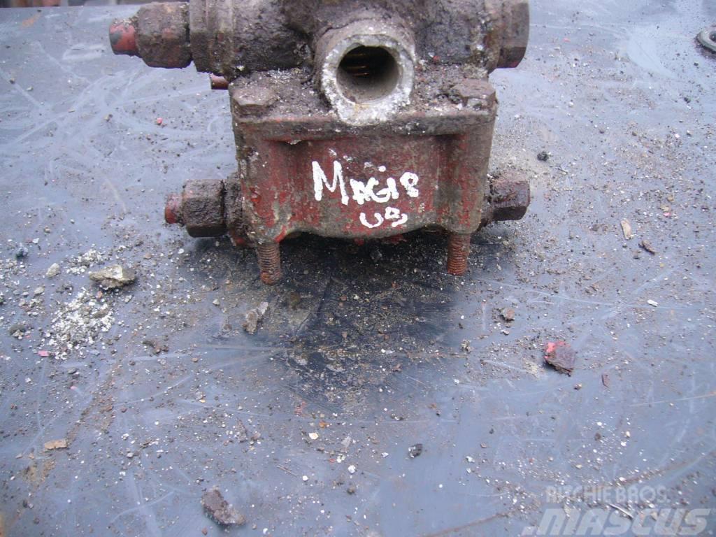 Iveco Magirus 290-36 brake valve